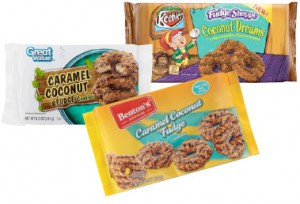 fake girl scout cookies