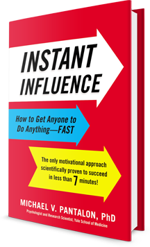 Instant Influence: How to Get Anyone to Do Anything--Fast Book Cover
