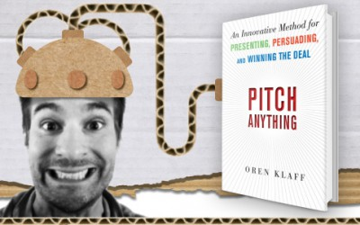 Pitch Anything – Oren Klaff