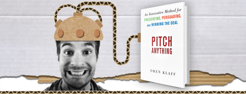 Pitch Anything – Oren Klaff