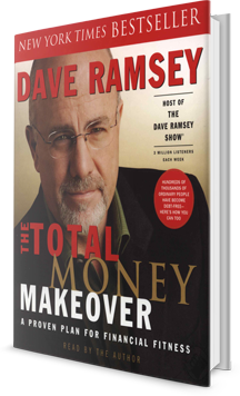 The Total Money Makeover: A Proven Plan for Financial Fitness Book Cover
