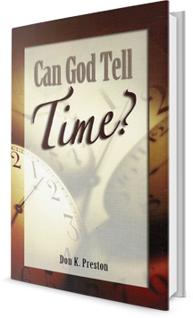 Can God Tell Time? Book Cover