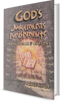 God's Judgements & Punishments, Individuals & Nations Book Cover