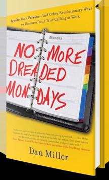 No More Dreaded Mondays Book Cover