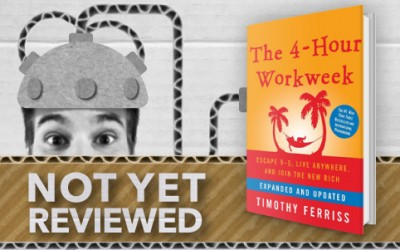 The 4-hour Workweek – Timothy Ferriss