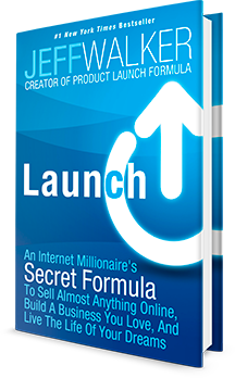 Launch: An Internet Millionaire's Secret Formula To Sell Almost Anything Online, Build A Business You Love, And Live The Life Of Your Dreams Book Cover