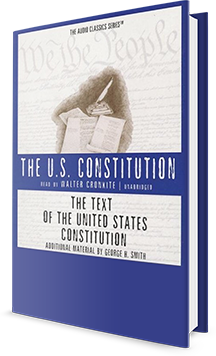 Text of the United States Constitution Book Cover