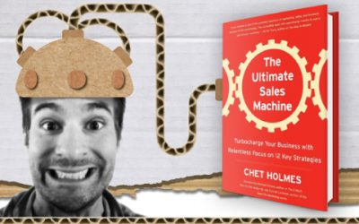 The Ultimate Sales Machine – CHET HOLMES