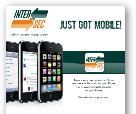 intersec app eblast