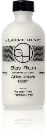 Gilbert Henry Bay Rum Aftershave Balm