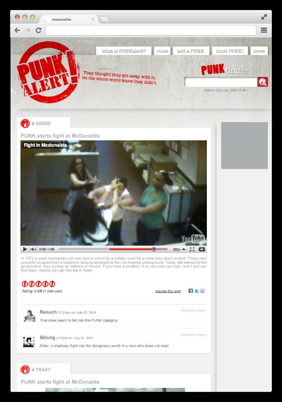 www.punkalert.com comp