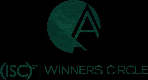 (ISC)2 WINNERS CIRCLE LOGO