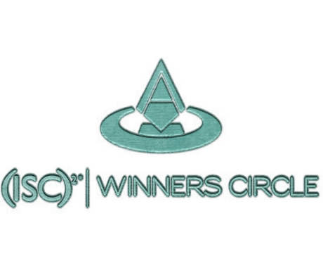 (ISC)2 WINNERS CIRCLE LOGO