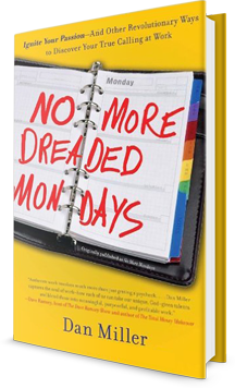 No More Dreaded Mondays Book Cover