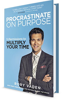 Procrastinate on Purpose Book Cover