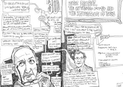30. PETER DRUCKER, THE CLUTTERED ATTIC AND THE INVENTION OF RULES - notes by Richard Smotherman