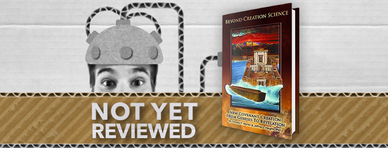 Beyond Creation Science book review by Richard Smotherman, the Prime Minister of Graphic Design